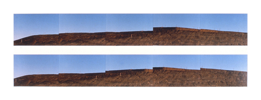 Land-Site Displacement #5, 1982